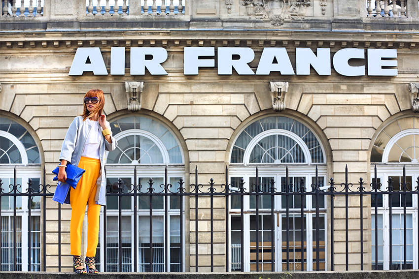 PFW | with AirFrance