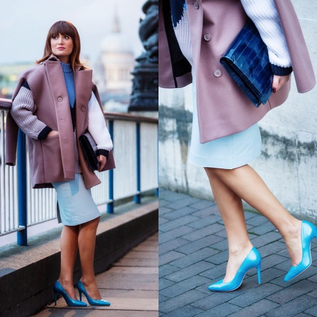New look on @lookbook and my blog!