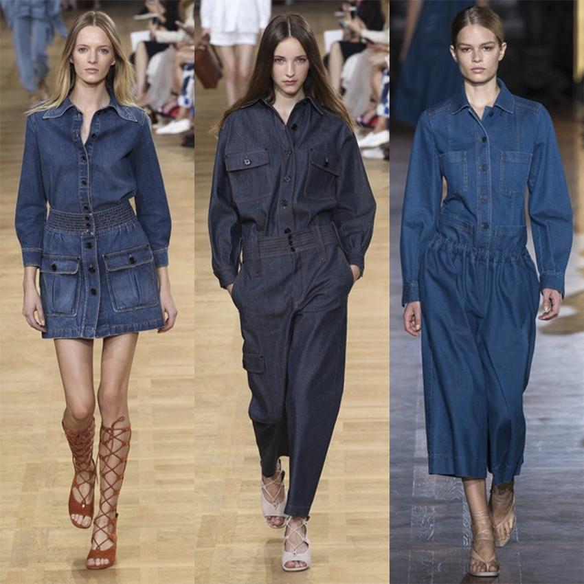 Spring-summer trends 2015