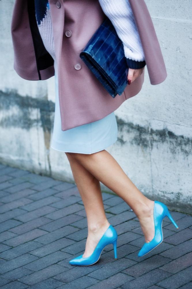 London Fashion Week, Carmen Negoita, Shoes collection, stiletto3