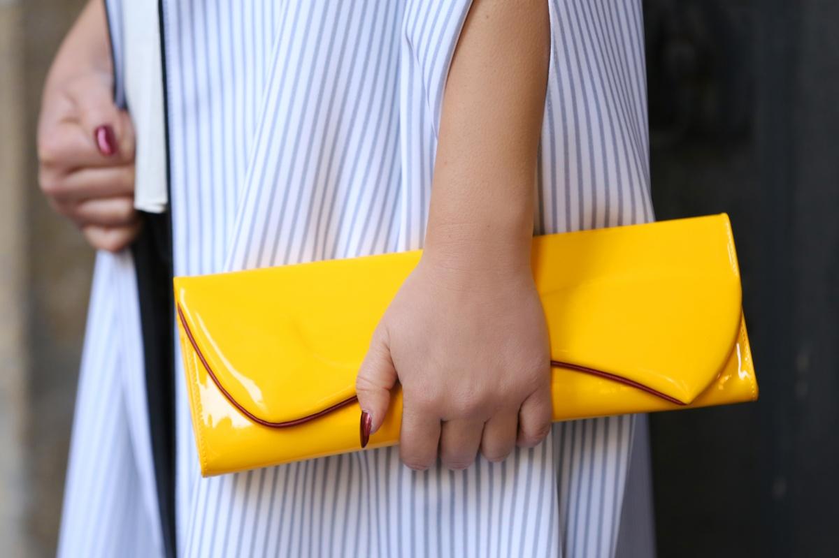Yellow shoes, Cape, Carmen Negoita, Milan Fashion Week1 (9)