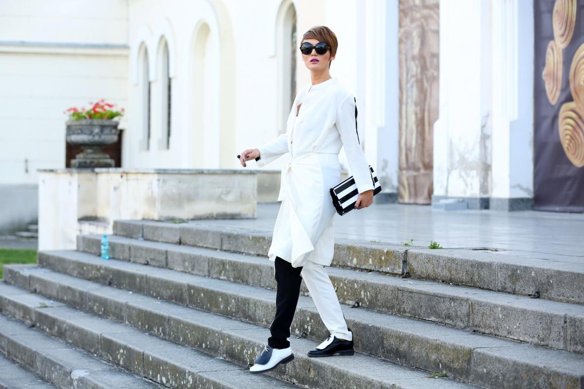 Carmen-Negoita-Blog-Feeric-Fashion-Days-Alba-Iulia-Balck-And-White-Outfit