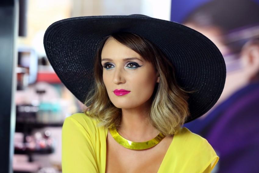Machiaj rezistent la apa, Makeup Forever, Carmen Negoita, Sephora