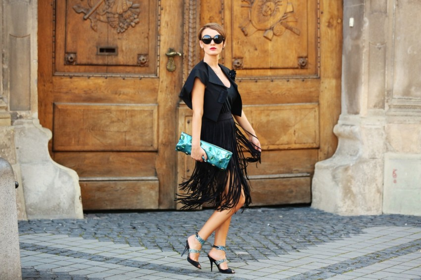 Trend Alert: Wear Fringe!