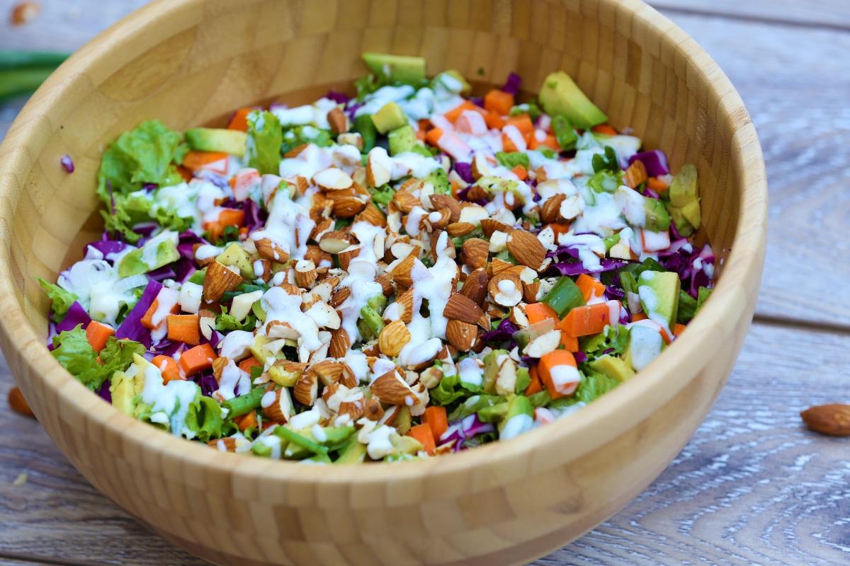 Salata detox crunchy