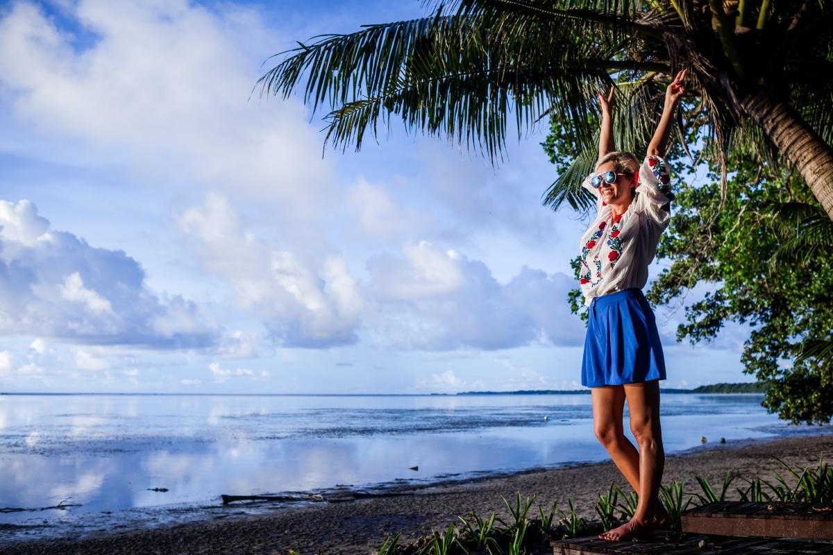 Storyboard Hotel Peleliu Island Palau Travel