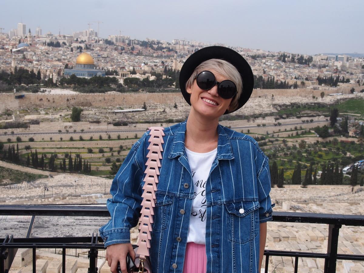 Jerusalem, Mount of Olives, Travel
