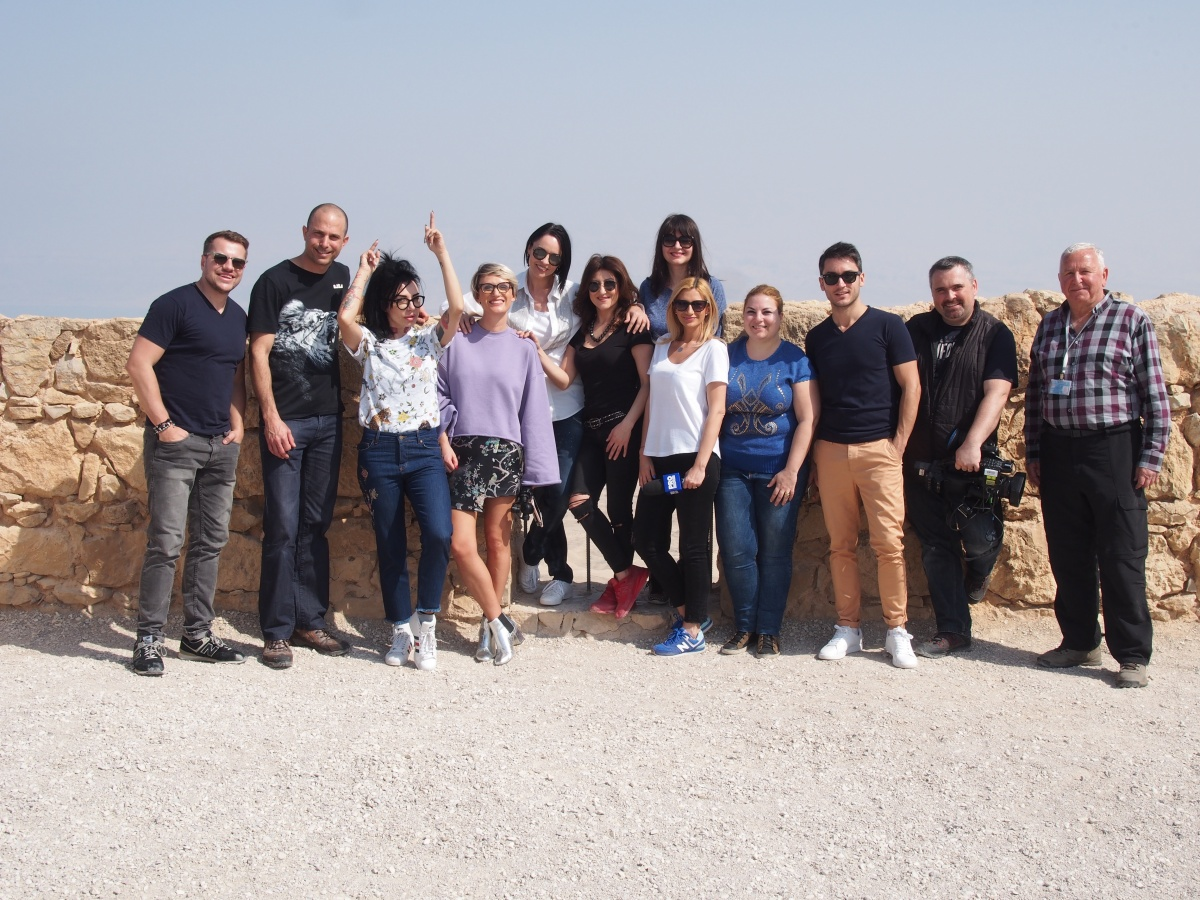 masada, isaer, team, travel for senses
