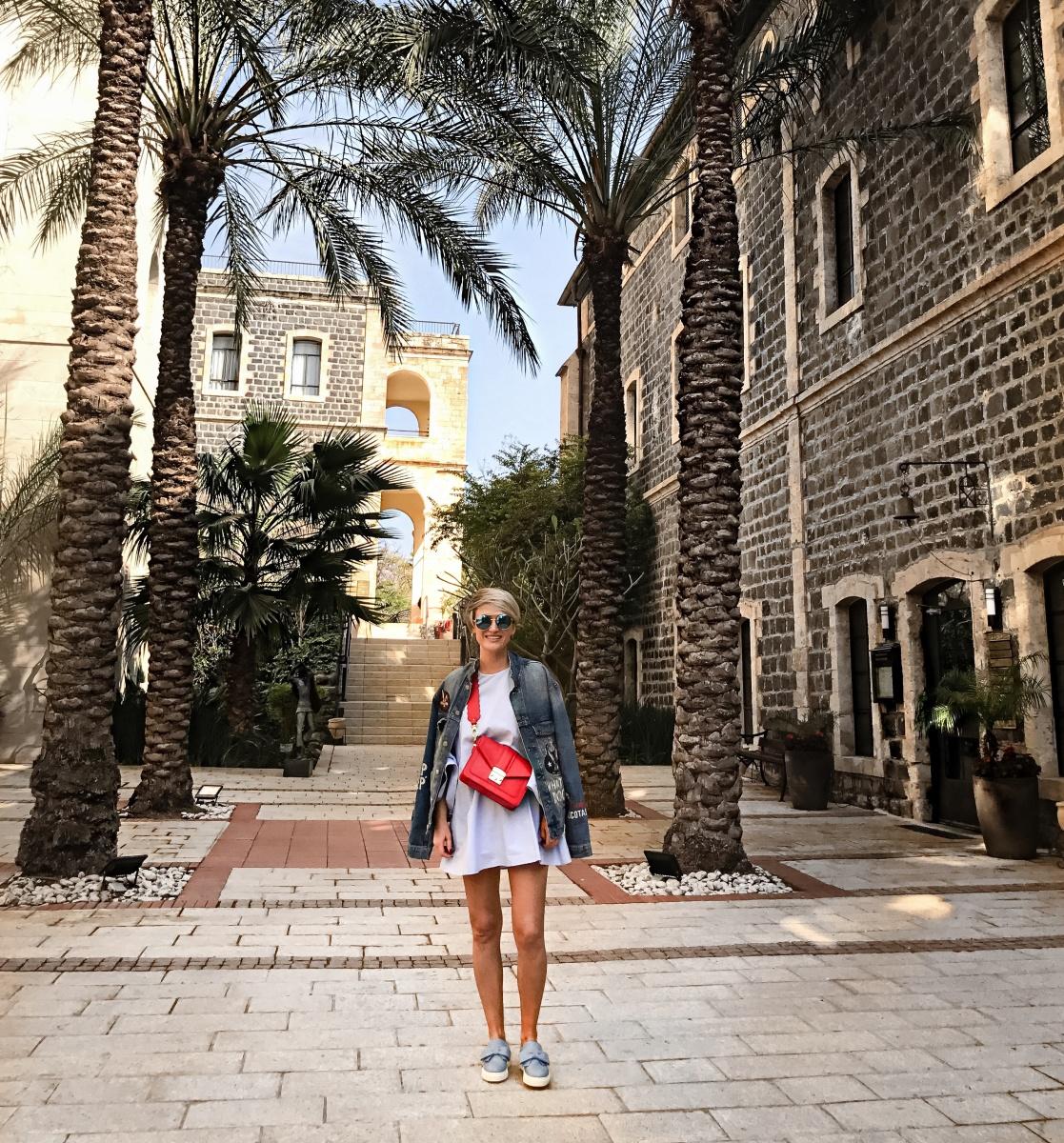 scotts hotel, tiberias