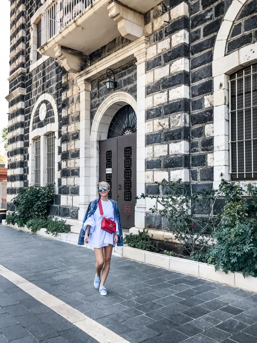Israel, Capernaum, Travel