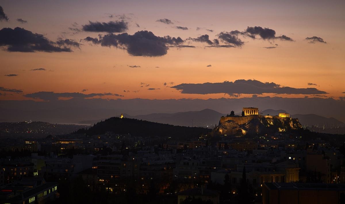 Hilton Hotel Athens Acropolis