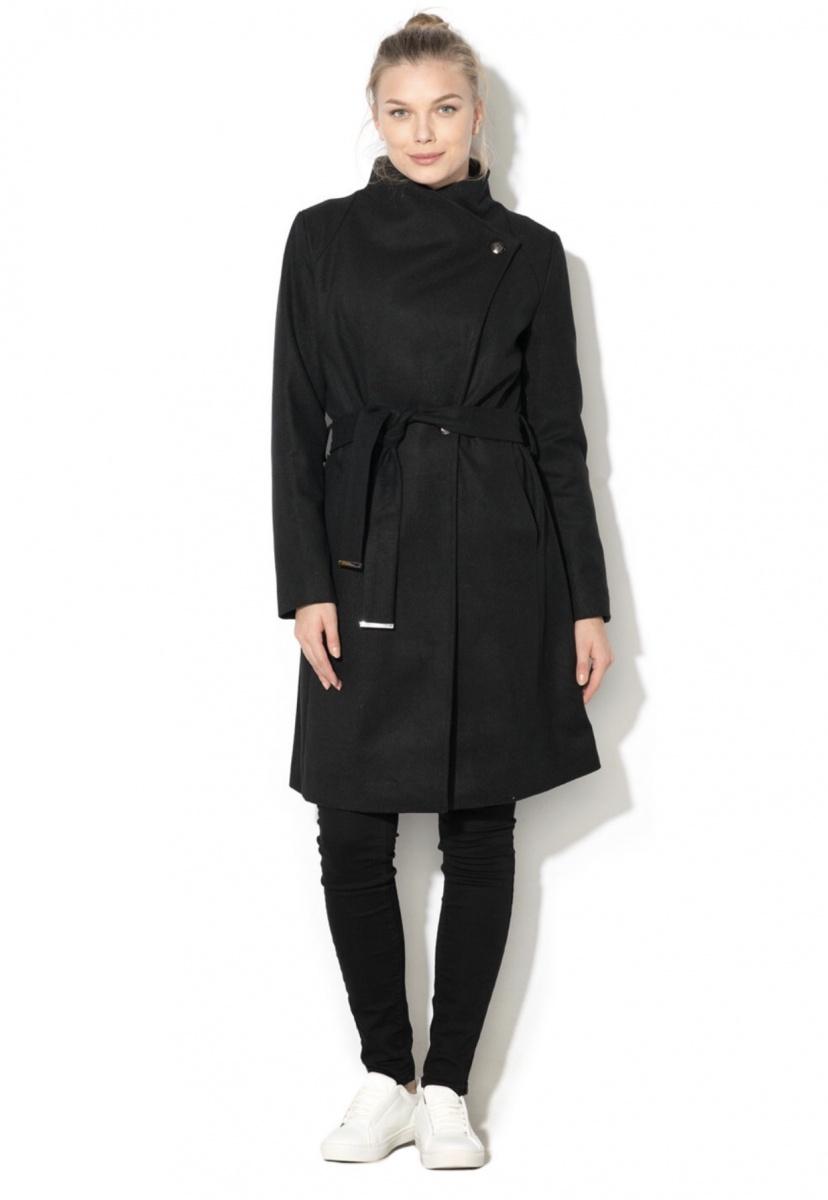 Palton negru Tom Tailor