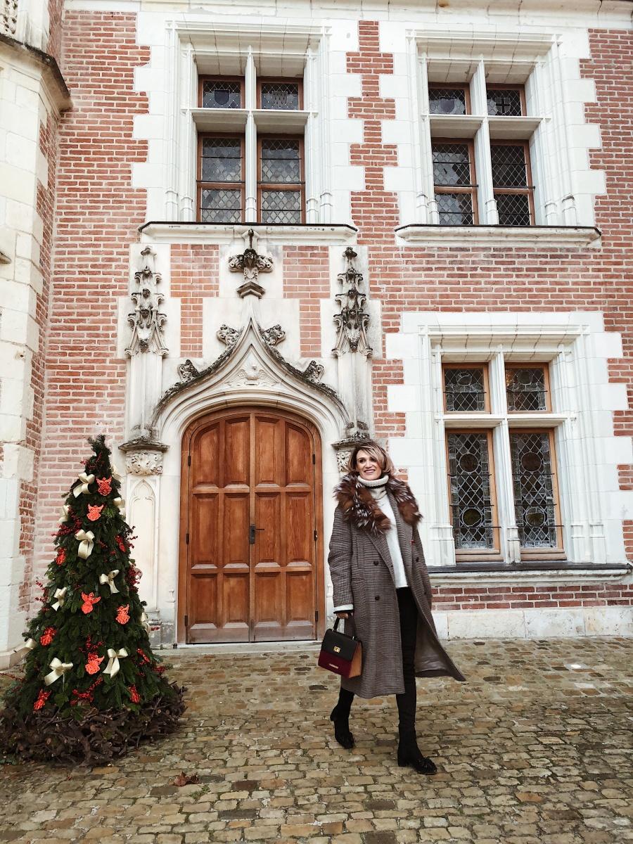 Chateau du Clos Luce,